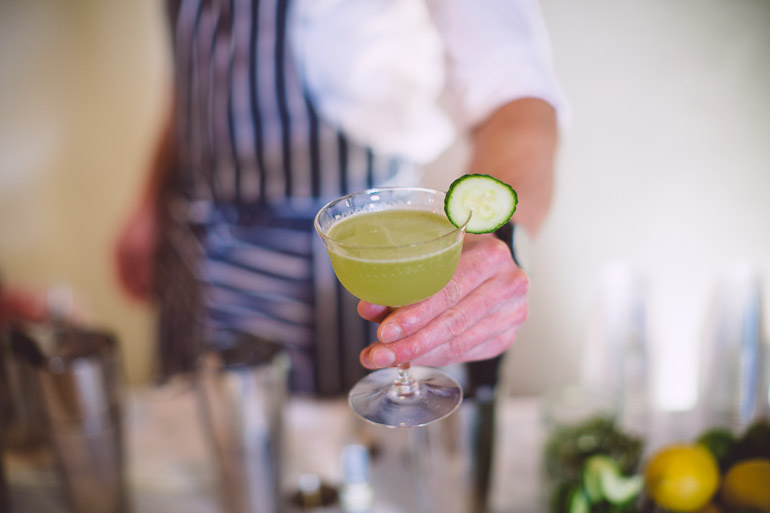 Heirloom LA Cocktail