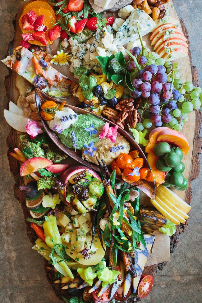 vegetarian-Crostini-station-